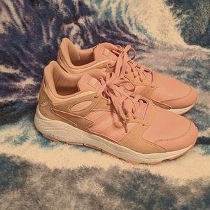 Pink Adidas Ortholite Float Sneakers